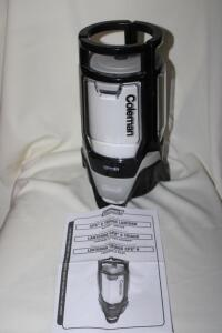 Coleman CPX 6 Triago battery operated lantern