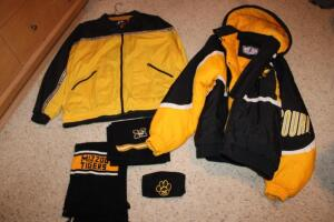 Logo and Pro-Player Mizzou jackets
