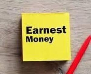 EARNEST MONEY DEPOSIT, BUYER'S FEE & BIDDING INCREMENTS