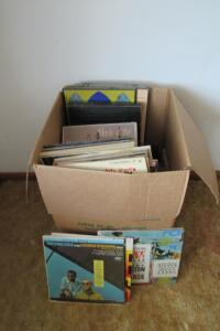 Box of albums