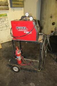 Lincoln Electric SP-135 Plus wire welder, single phase