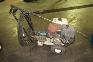 Honda GX340 power washer with hose and wand