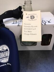 Growler Pack & Gift Cards