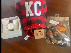 Ladies KC Chiefs Package