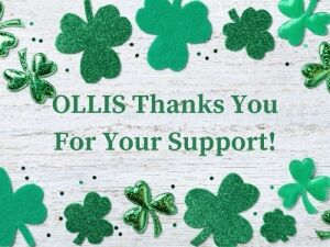OLLIS Thanks You For Your Support!