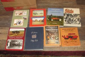 Horse Drawn Farm Implements book