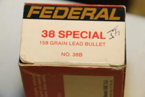 38 Special ammo