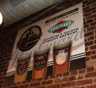 Quinton's Boulevard Brewery sign, 5' x 4'