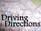 DRIVING DIRECTIONS