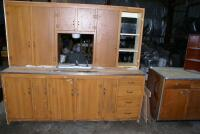 Solid wood cabinets - 3