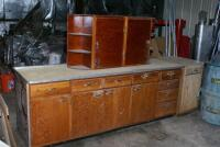 Solid wood cabinets - 5