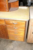 Solid wood cabinets - 6