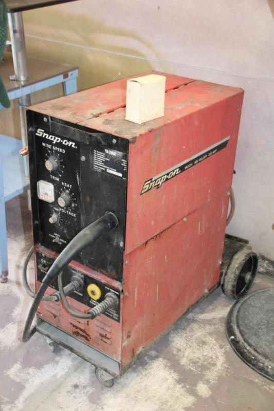 Snap On Welder Manual