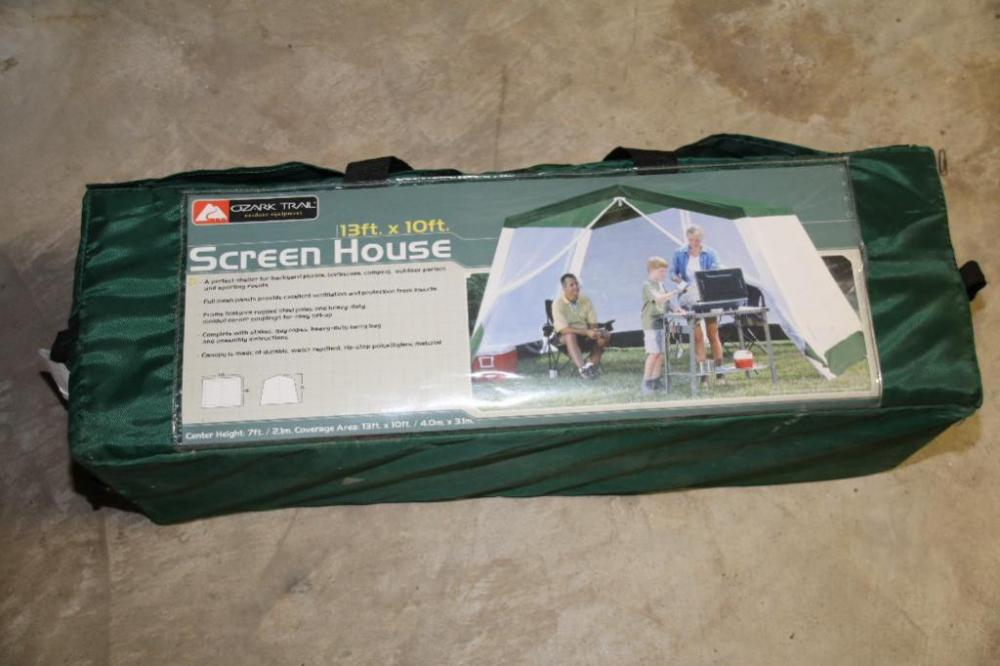 Ozark Trail Screen House 13 X 10 Current Price 46