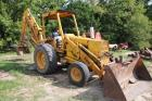 Ford Model 319 diesel backhoe