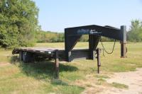 2003 Ja-Mar Gooseneck Trailer