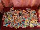 1950's and 1960's football cards