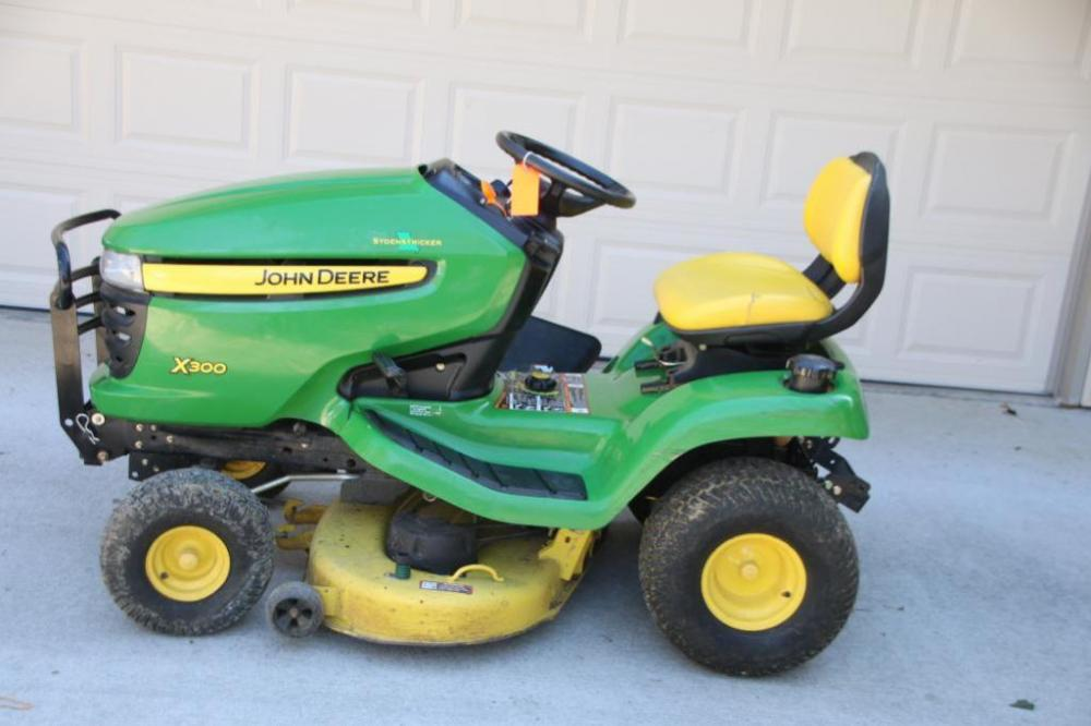 john deere x300 lawn mower reviews kids matttroy. Black Bedroom Furniture Sets. Home Design Ideas