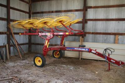 2014 New Holland ProCart 819 Hay Rake