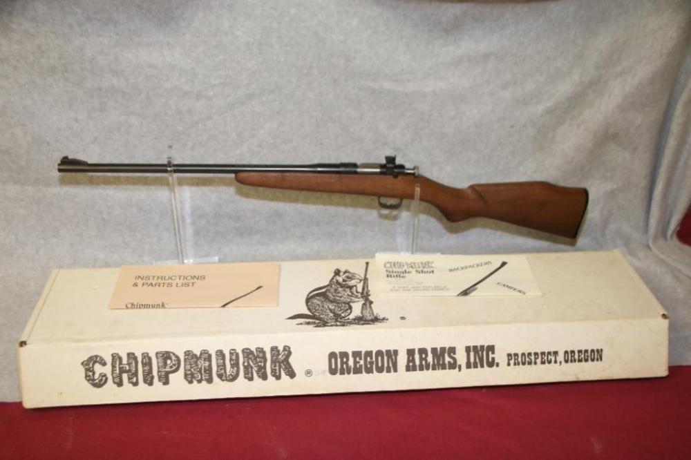 Air rifle chipmunk