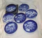Bavaria Germany Annual Plate collection