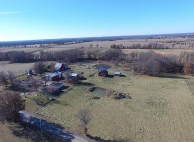 Online Absolute Real Estate - Affordable Property With 20 Ac. and Home At 13351 N. Caldwell Rd., Hallsville, MO